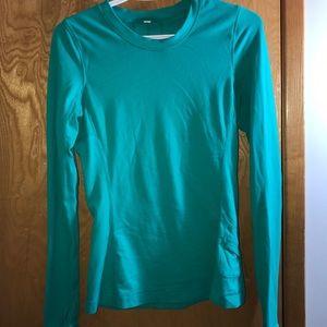 RARE Lululemon Run Dash Long Sleeve Shirt